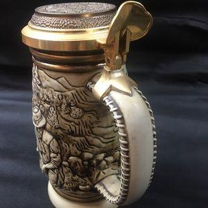 Avon Goldrush Collectible Stein